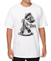 Obey Paint It Black Globe T-Shirt