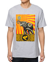 Obey Peace Elephant Tee Shirt