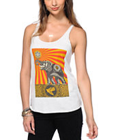 Obey Peace Elephant Track Tank Top