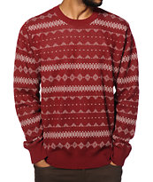 Obey Pitch Sweater
