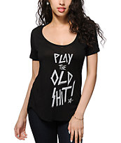 Obey Play The Old Shit T-Shirt