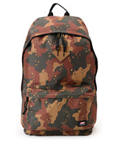 Obey Quality Dissent Desert Camo Backpack