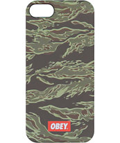Obey Quality Dissent Desert Camo iPhone 5 Case