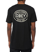 Obey Quality Dissent Worldwide T-Shirt