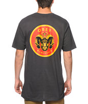 Obey Ram Head Tee Shirt
