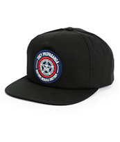 Obey Rebuild Destroy Snapback Hat