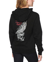Obey Rules The Night Hoodie