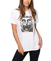 Obey Send In The Claws T-Shirt