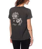 Obey Shackle Rose T-Shirt