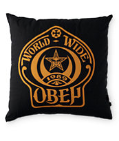Obey Shield Pillow