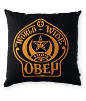 Obey Shield Pillow