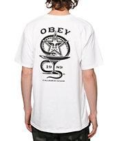 Obey Snake E Plur T-Shirt