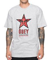 Obey Stars 96 T-Shirt