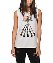 Obey Stockpile Muscle Tee