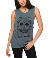 Obey Summer Forever Muscle Tee