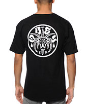 Obey The Eternal Black Tee Shirt