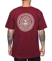 Obey The Medium Is The Message Tee Shirt