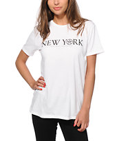 Obey Time Zones NYC T-Shirt