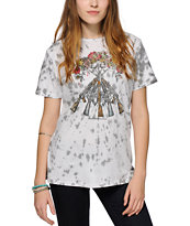 Obey Tons Of Guns Tie Dye T-Shirt