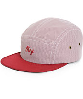Obey Township 5 Panel Hat