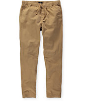 Obey Traveler Slub Twill Regular Fit Pants