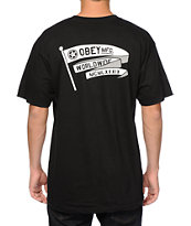 Obey Triple Play T-Shirt