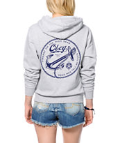 Obey Tyranny On High Seas Hoodie