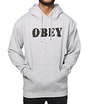 Obey US Posse Hoodie
