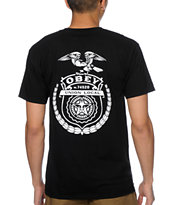 Obey Union Local T-Shirt