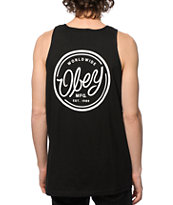 Obey Union MFG Tank Top