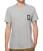 Obey Union Pocket Tee Shirt