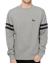 Obey University Crew Neck Sweatshirt