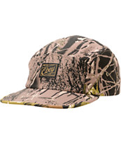 Obey Uplands Tree Camo 5 Panel Hat