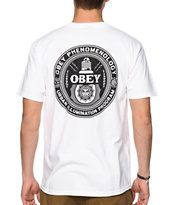 Obey Urban Illumination Tee Shirt