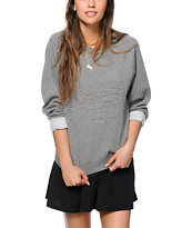 Obey Verona Crew Neck Sweatshirt