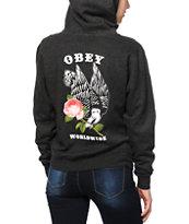 Obey Victory Rose Hoodie