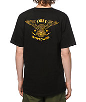 Obey Worldwide Eagle T-Shirt