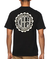 Obey Wrench In Your Gears Pocket Tee Shirt