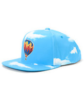 Odd Future Balloon Kitty Snapback Hat