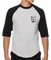 Odd Future Cat Baseball T-Shirt