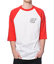Odd Future Donut Baseball T-Shirt