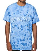 Odd Future Donut Chain Tie Dye T-Shirt