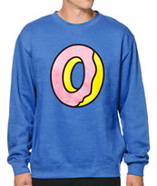 Odd Future Donut Crew Neck Sweatshirt