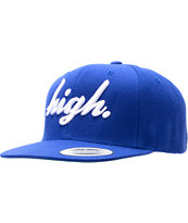 Odd Future High Royal Snapback Hat