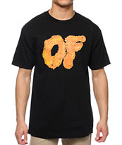 Odd Future OF Crispy Black Tee Shirt