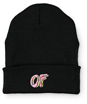 Odd Future OF Donut Beanie