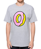 Odd Future OF Donut Grey T-Shirt