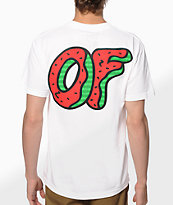 Odd Future OF Watermelon Donut T-Shirt
