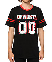 Odd Future OO Logo Football T-Shirt