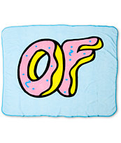 Odd Future Polar Fleece Donut Blanket